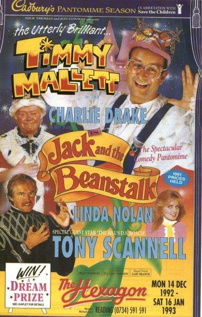 Jack & The Beanstalk & The Reading Theatre