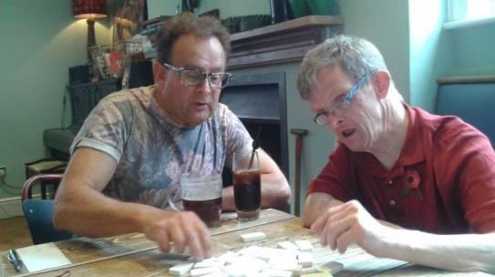 Martin Mallett and Aberdeen