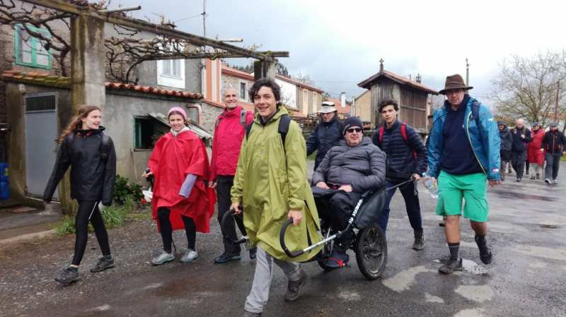 How popular is the camino?